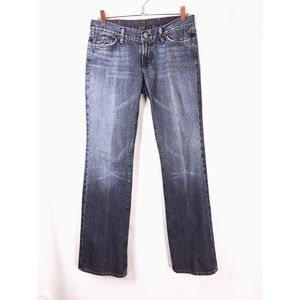 7 For All Mankind Woman's 30 100% Cotton Jeans